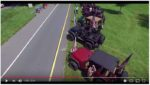 Blog post image: Drones are being used to film funeral processions